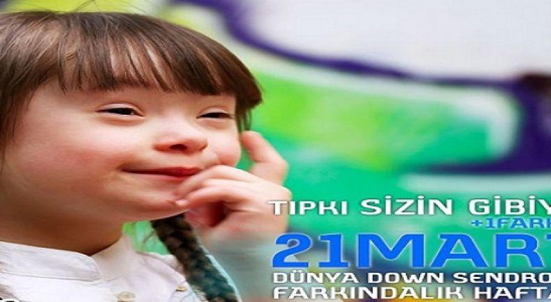 21 Mart Down Sendromu Farkındalık Günü