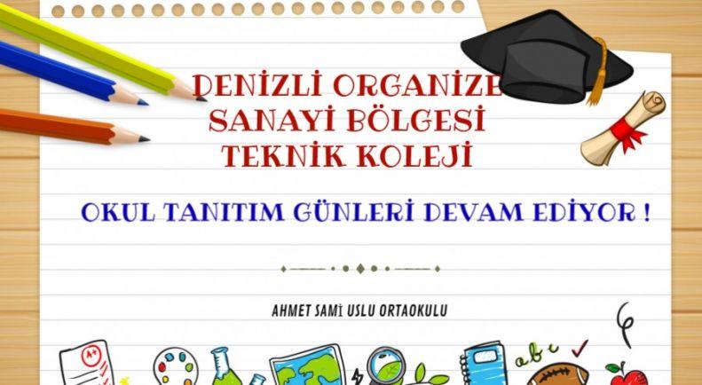 OSTEK Koleji Okul Tanıtım Günleri Devam Ediyor !