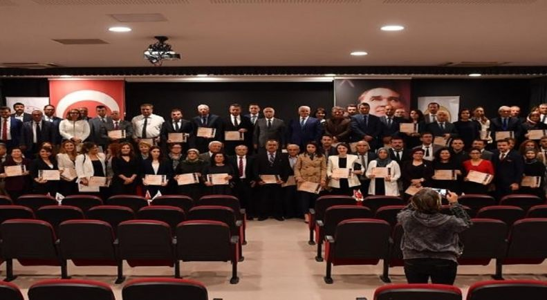 HAMİ Projesi Ödül Töreni