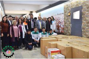 Yardım Paketlerimiz Elazığ'a