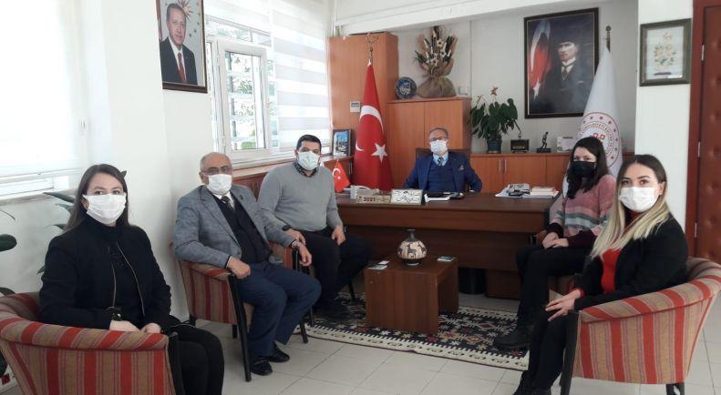 İl Kültür Turizm Müdürlüğü Ziyareti
