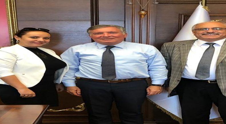 Honaz Belediye Başkanlığına Ziyaret